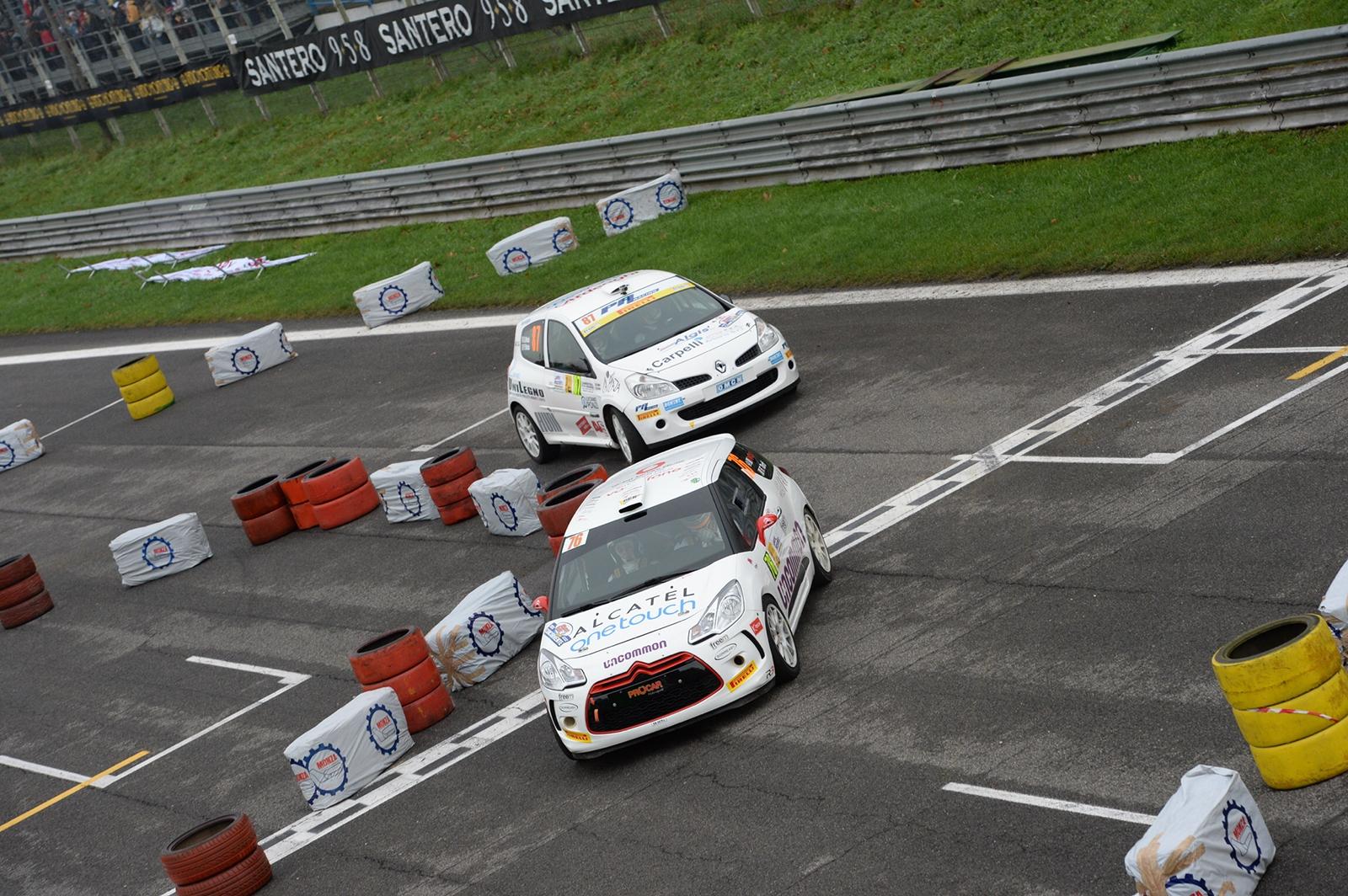 Il punto sul sabato del Monza Rally Show