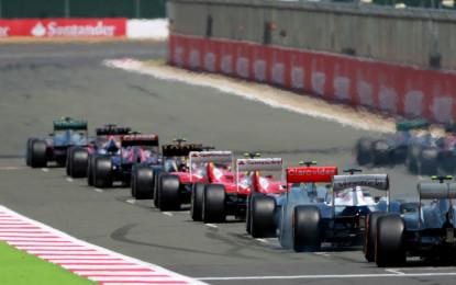 F1 2015: calendario (21GP!!!) e regolamenti