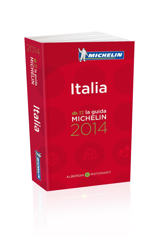 Guida MICHELIN Italia 2014: boom di novità e stelle