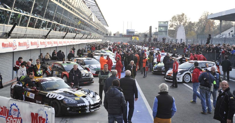 Monza Rally Show: il programma