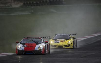 Palmer regala al Nord America la corona Lamborghini