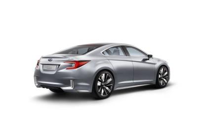Il Concept della futura Subaru Legacy