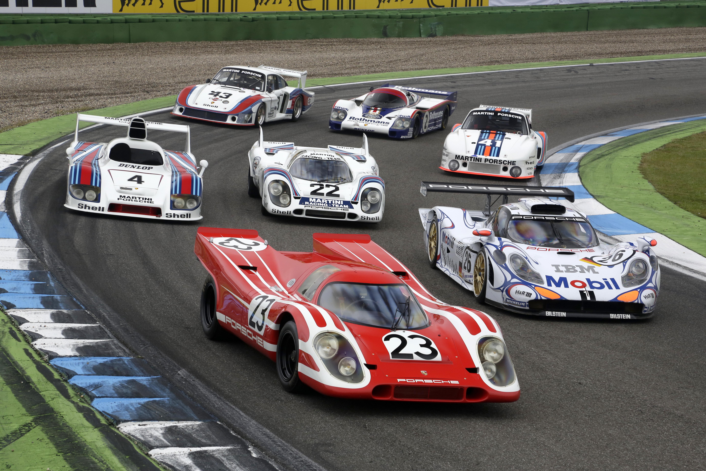 Porsche pronta per le gare di durata