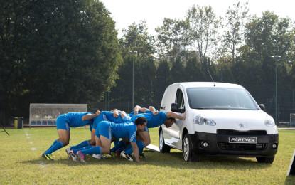 Il Leone di nuovo con la Nazionale Rugby