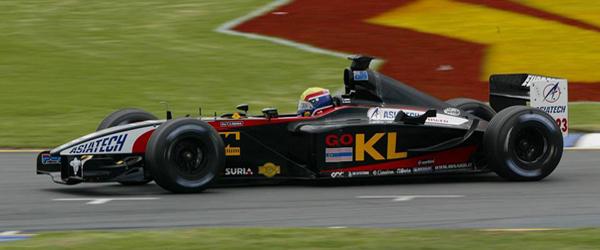Webber, un signore e un ottimo pilota e atleta