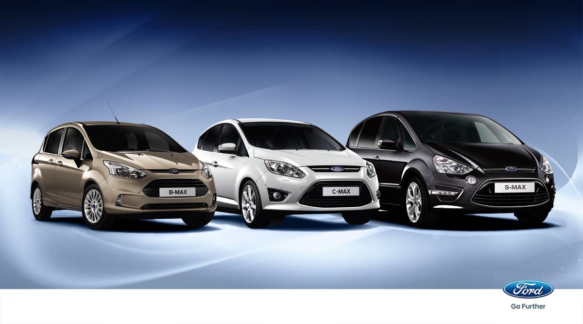 Ford e la MAX-Family per le famiglie italiane