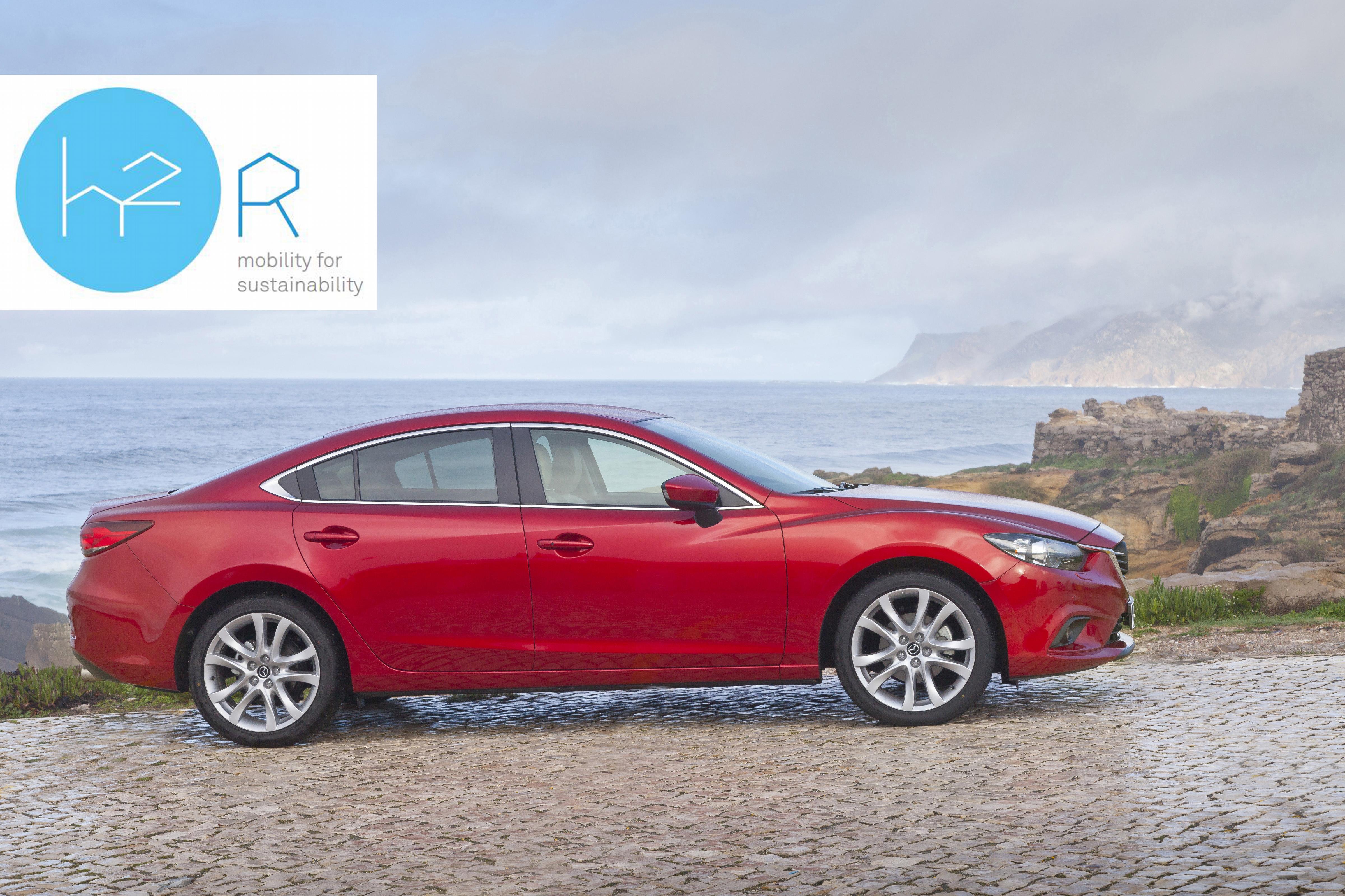 """Mazda a H2R, unico brand con auto """"tradizionali"""""""