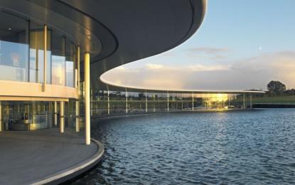 Il McLaren Technology Centre apre le porte a Google Street View