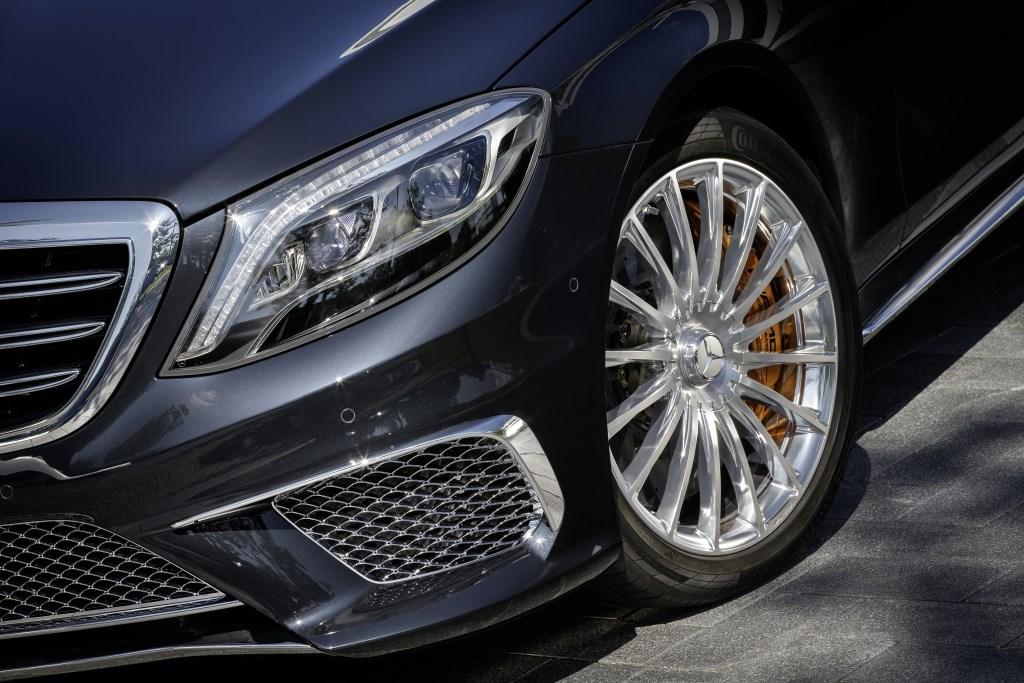 Nuova Mercedes-Benz S 65 AMG