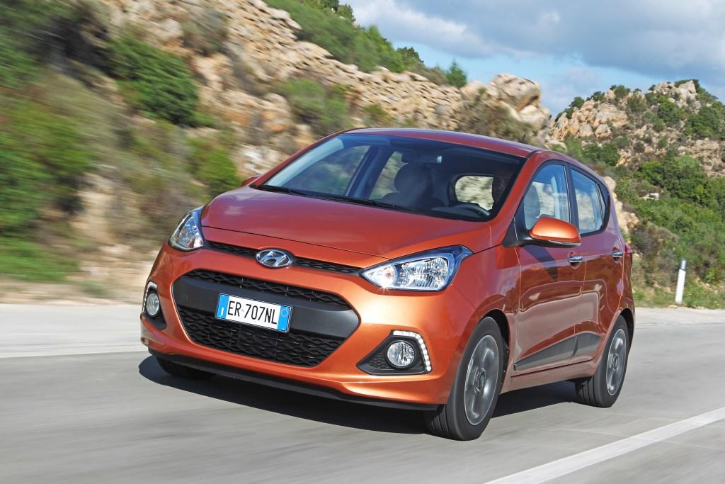 """Hyundai """"i10 LOGIN"""""""