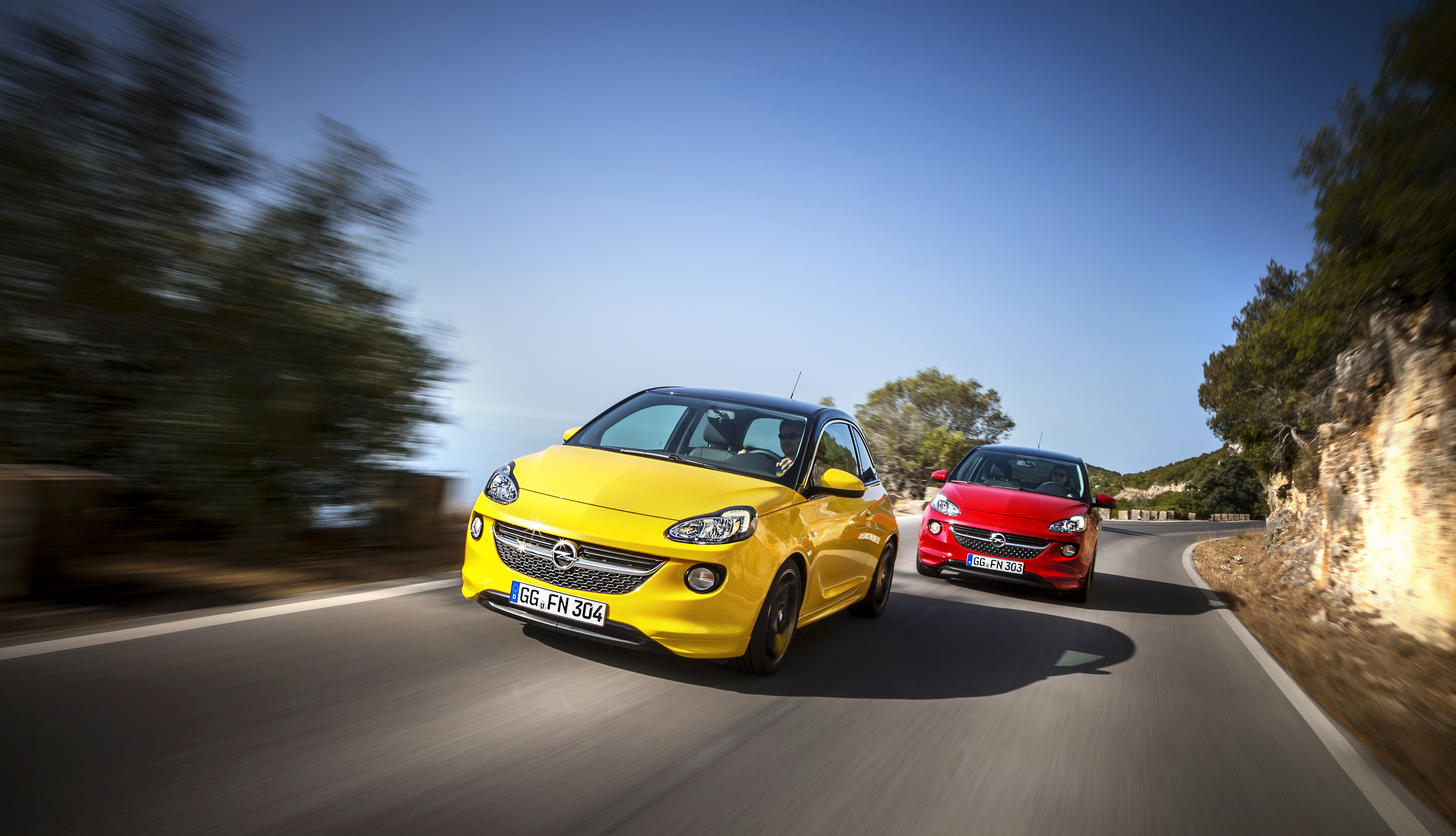 A Opel ADAM il secondo 'AutoTrophy' consecutivo
