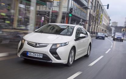 Buon compleanno, Opel Ampera!