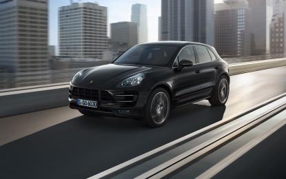 Debutto mondiale per la Porsche Macan