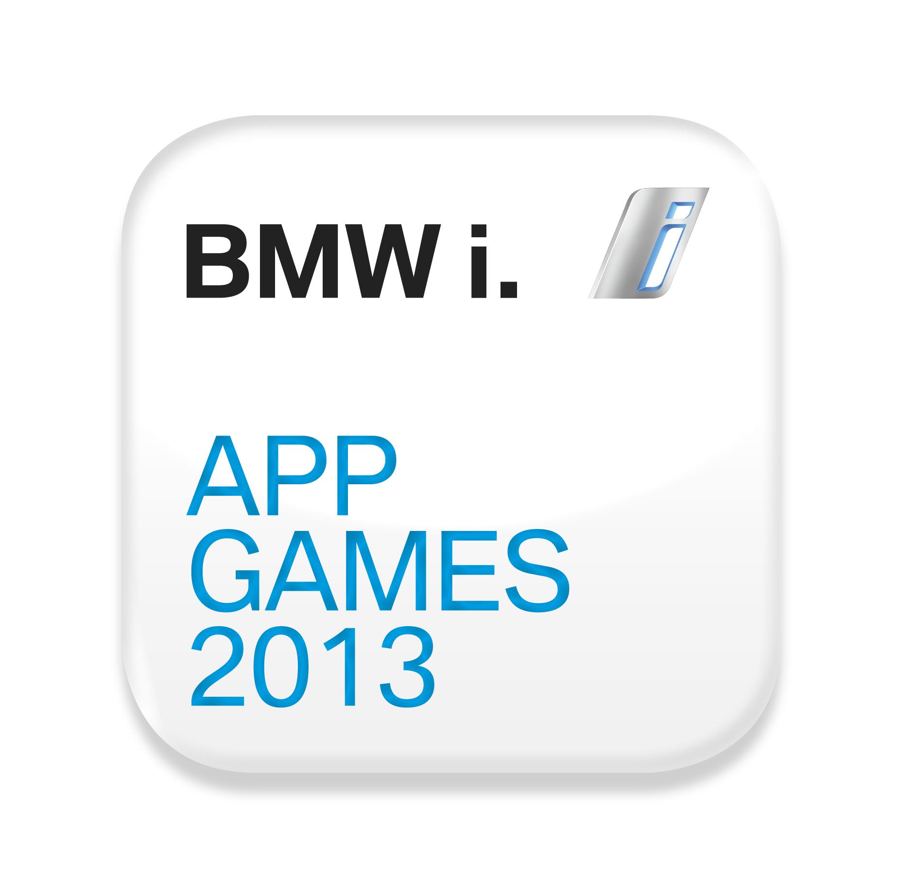 BMW i App Games 2013 premiati a H2R