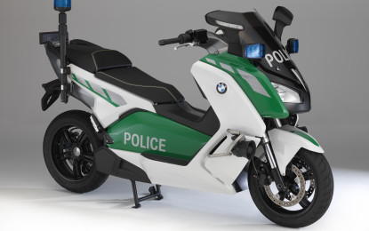 BMW C evolution in versione speciale