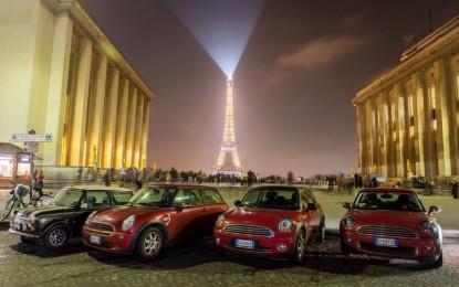 MINI London Calling: seconda tappa da Digione a Parigi
