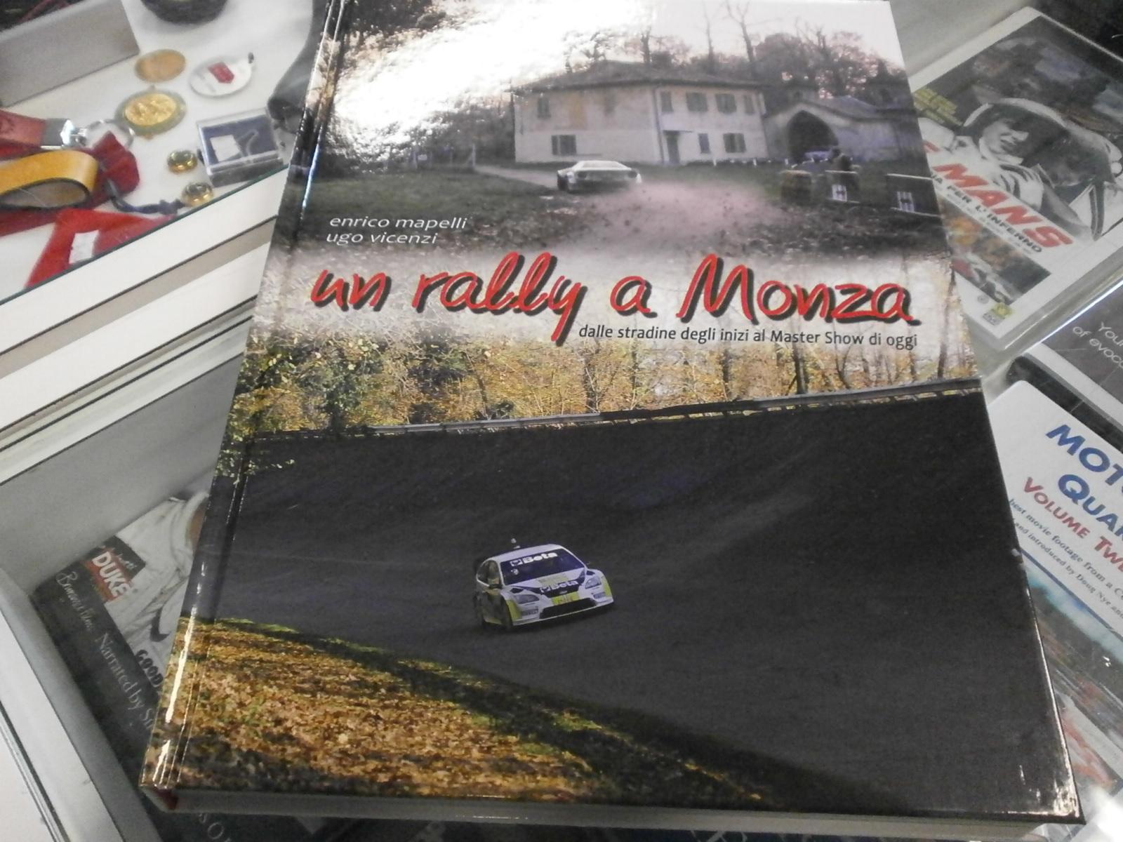 Un rally a Monza…