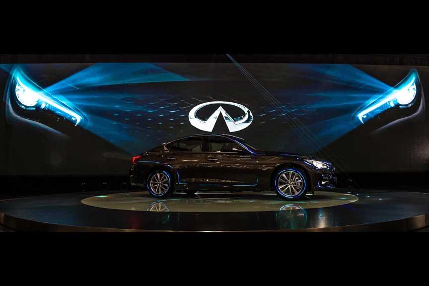 Infiniti Q50: arriva il motore 2.0 turbo benzina