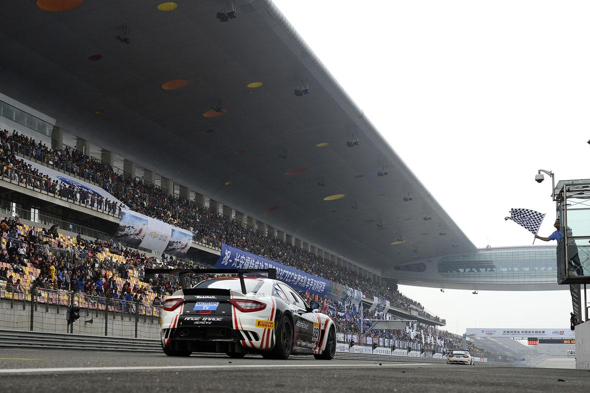 Trofeo Maserati: vittoria di Barde nella gara endurance di Shanghai