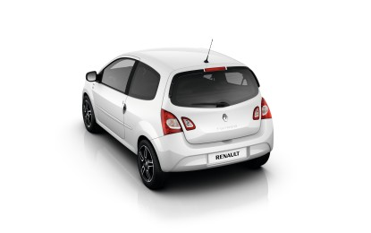 Renault Nuova Twingo Model Year 2014 Night & Day