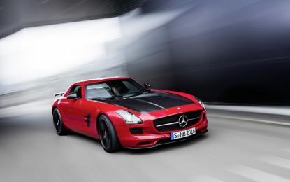 Nuova SLS AMG GT FINAL EDITION