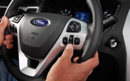 Ford: una nuova auto globale