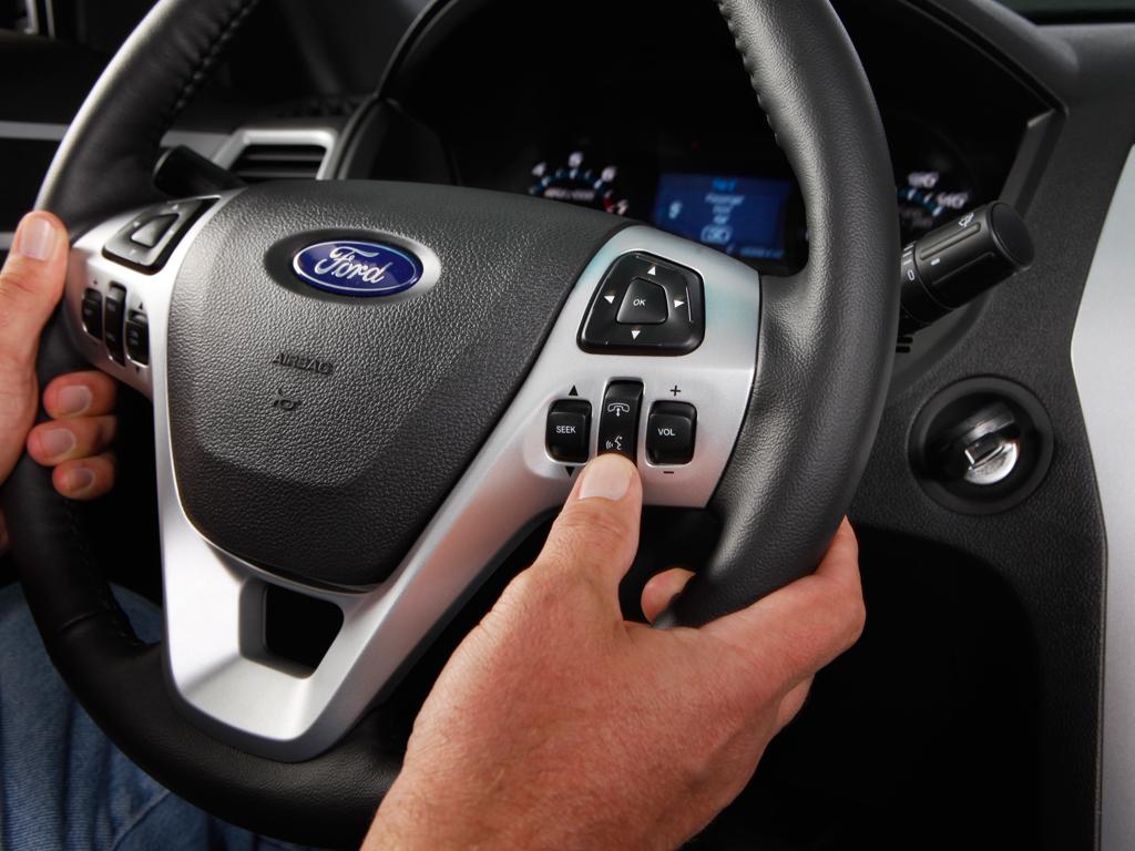 Ford SYNC a sette zeri