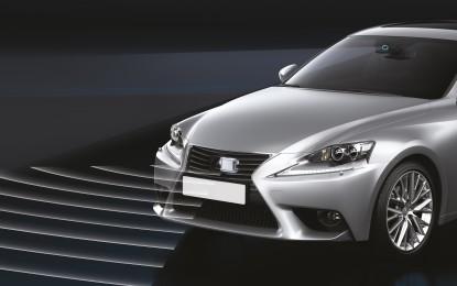 Lexus A-PCS miglior sistema di sicurezza attiva
