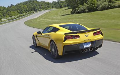 Hi-tech per i sedili della nuova Chevrolet Corvette