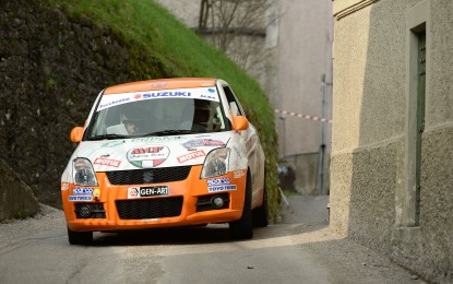 Suzuki Rally Cup in trasferta!