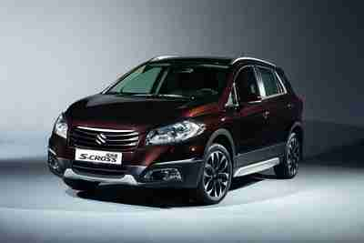 Suzuki S-CROSS: tanti accessori dedicati