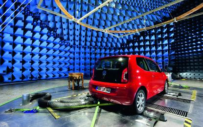 Gruppo VW: primo in Ricerca e Sviluppo