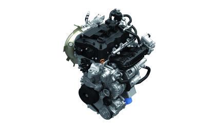 Nuovi motori Honda turbo VTEC