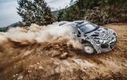 Proseguono i test per la nuova Hyundai i20 WRC