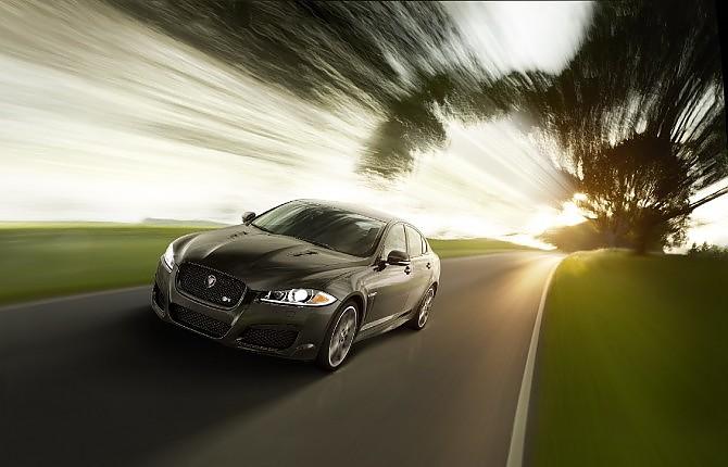 Jaguar Test & Taste Tour 2013
