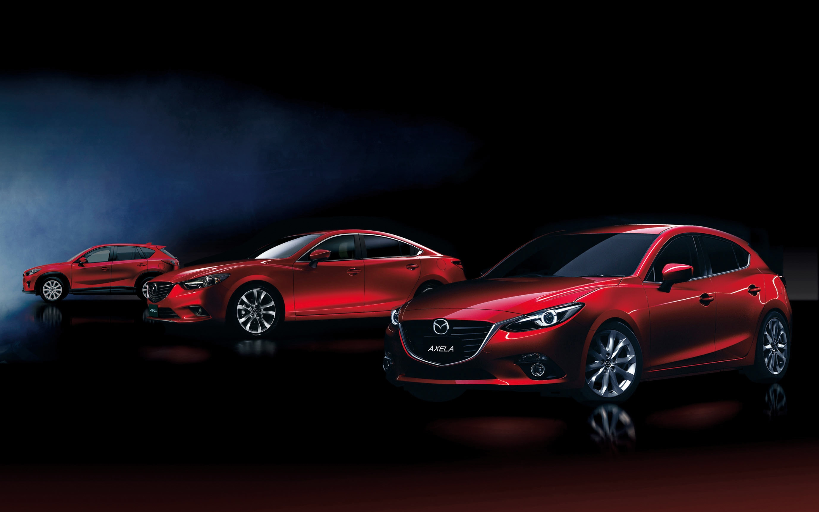 Mazda Digital Service Record
