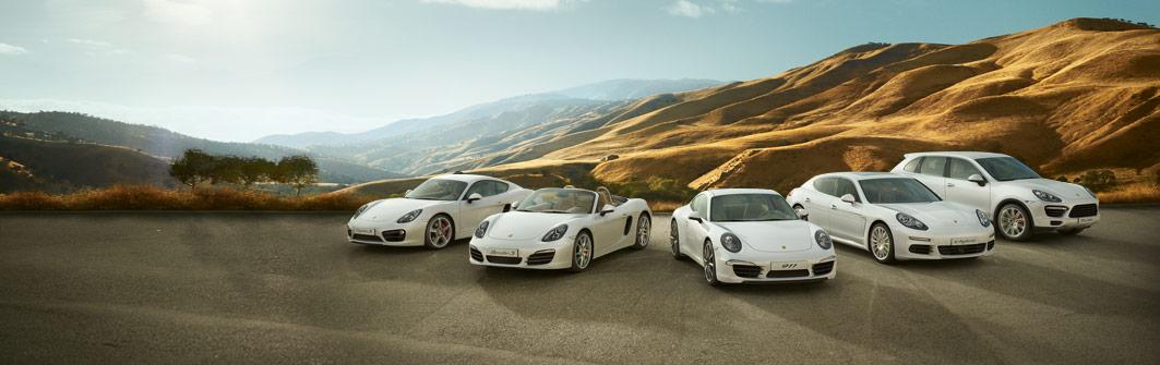 In ottobre Porsche consegna 13.400 nuove vetture