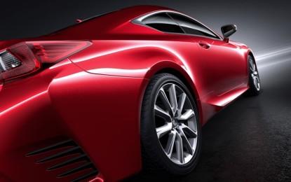 Nuovi insights su Lexus RC e Concept LF-NX