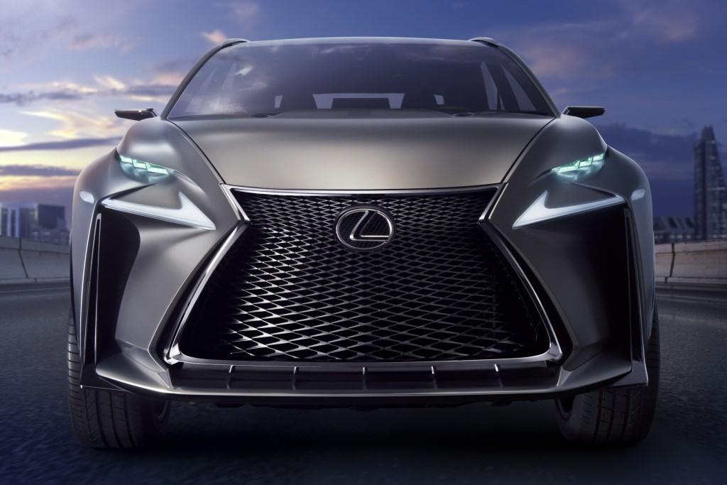 Tre designer di fama mondiale per Lexus