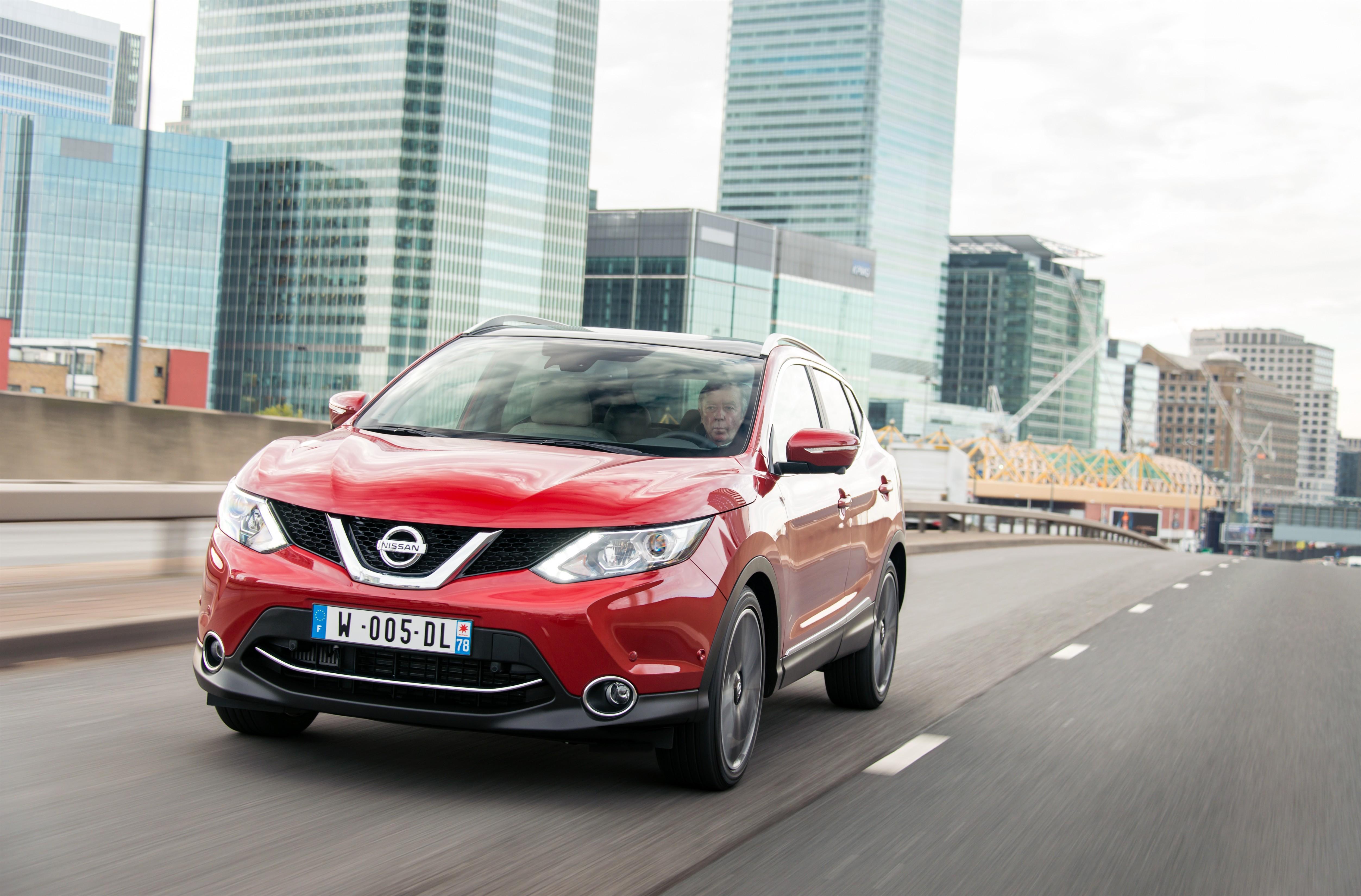 Nissan: +19% in ottobre sul nostro mercato