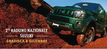 L'8 dicembre, il 2°Raduno nazionale ufficiale Suzuki