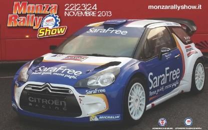 Ecco la DS3 SaraFree di Capello al Monza Rally Show