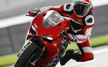 Ducati Riding Experience 2014 con 899 Panigale e nuovo Monster 1200