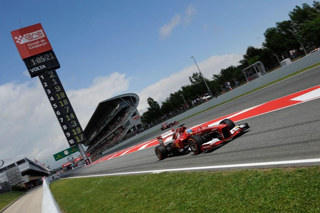 Speciale F1 2013: GP Spagna