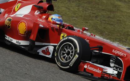 Speciale F1 2013: GP Cina