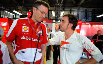 Parla il dt Ferrari James Allison