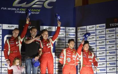 FIA WEC: emozioni nella notte