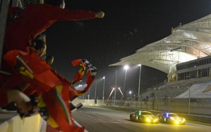 FIA WEC: tripletta Mondiale in Bahrain