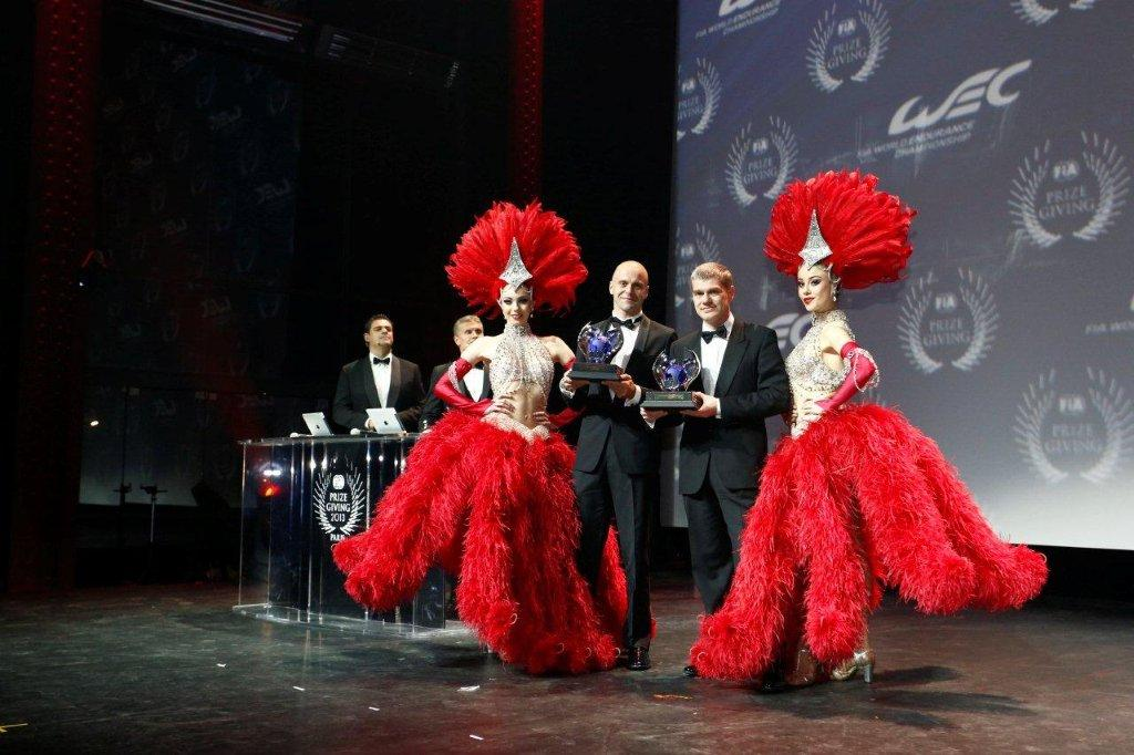 Giorni di premi per i piloti Ferrari!
