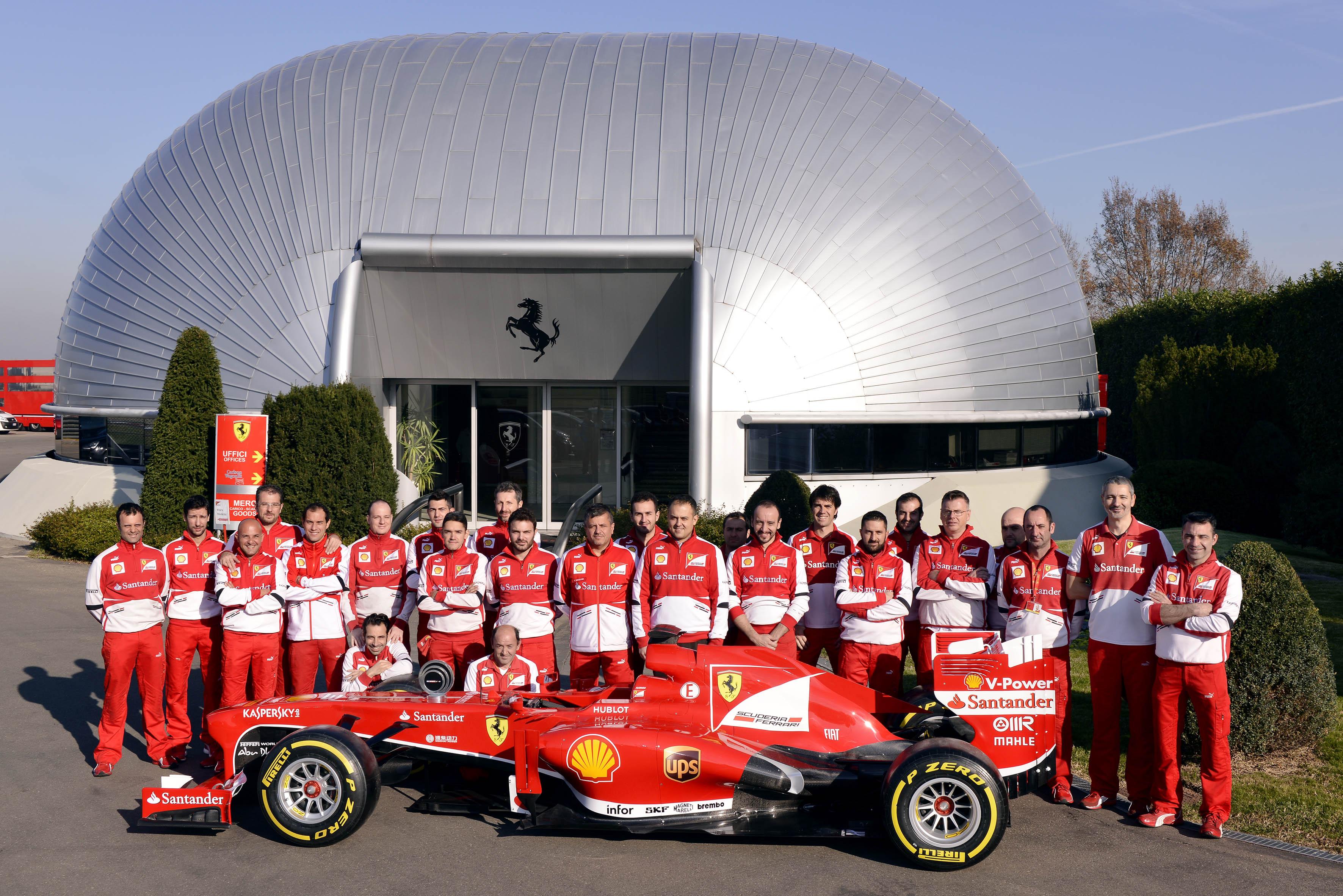 """La Ferrari vince il """"Pit-Stop Challenge"""""""
